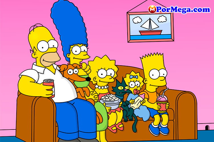 Los Simpson Temporadas 01 Al 10 [Mega][OnLine][1990]