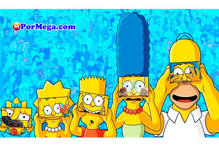 Los Simpson Temporadas 11 Al 20 [Mega][OnLine][Latino][1998]