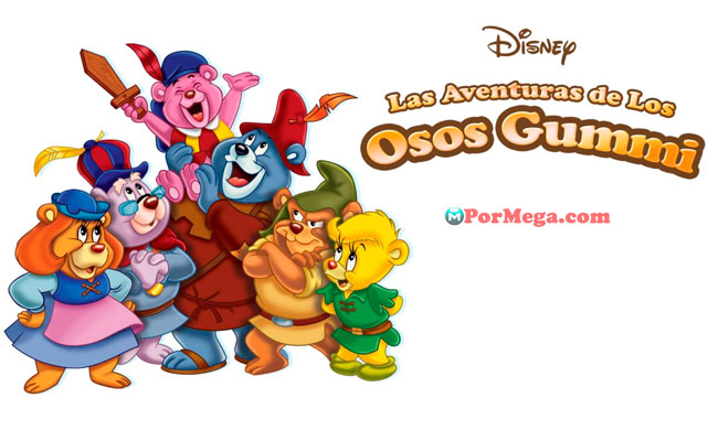 Los Osos Gummi [1985][Mega][65/65][6 Temporadas]